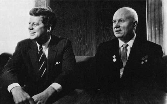 john_f_kennedy_and_nikita_khruchchev